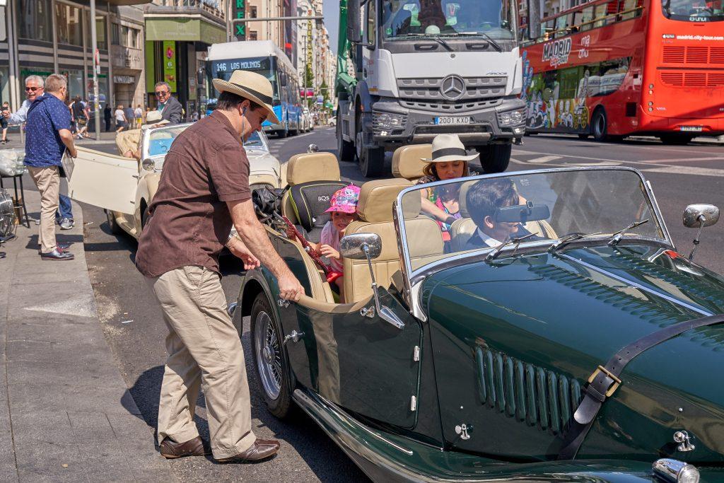 Tour Madrid,600 Madrid, Vintage Cars, Turismo por madrid, coches clásicos. Guia privado